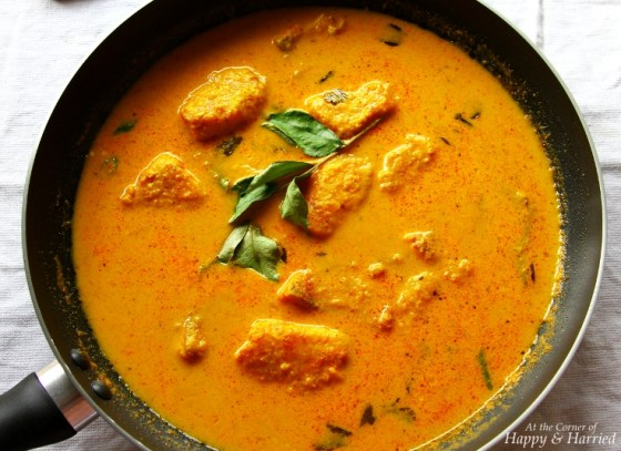 Bengali Doi Maach - Fish In Yogurt Sauce