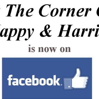 At The Corner Of Happy And Harried Is Now On Facebook