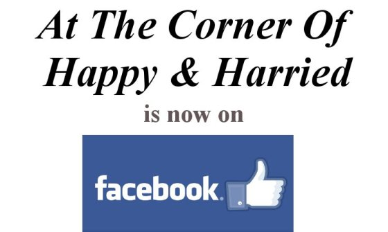 Happy & Harried Now On Facebook