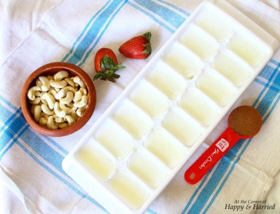 Milkshake Ingredients