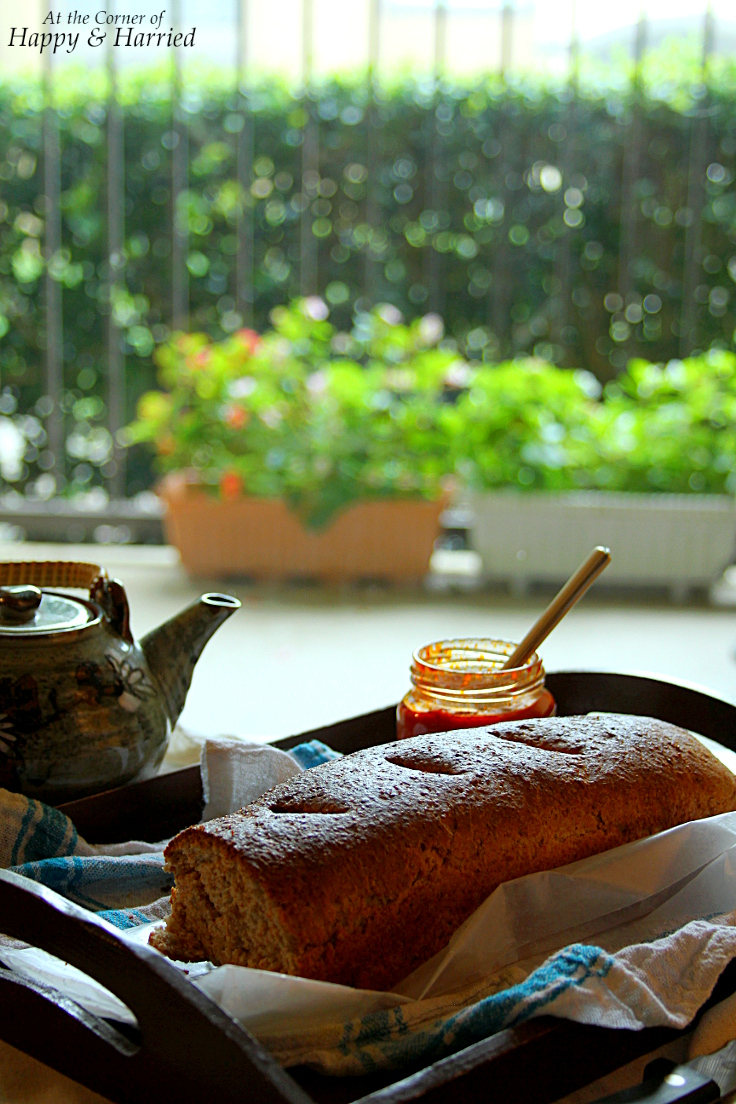 Rainy Day Bread And Tea