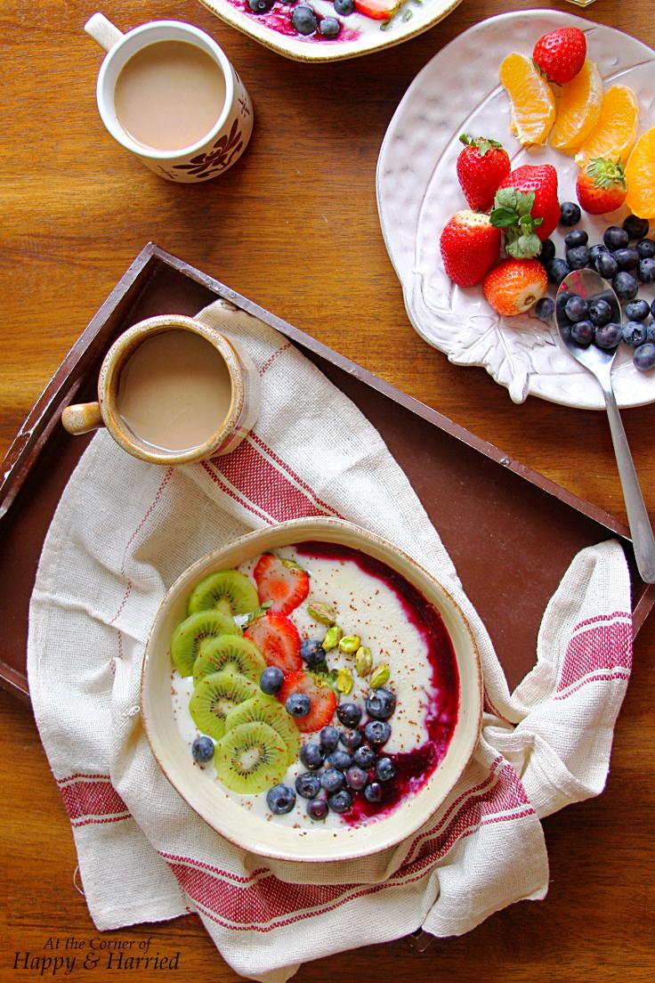 How to cook semolina porridge without lumps 72