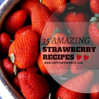 Amazing Strawberry Recipes Roundup