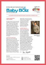 Baby Bolz - Einleger 2021