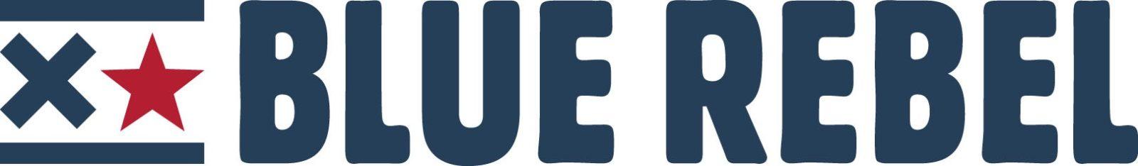 Logo der Marke Blue Rebel