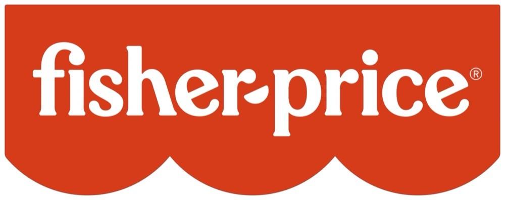 Logo der Marke Fisher-Price