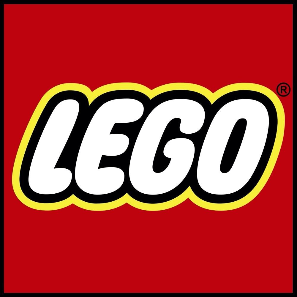 Logo der Marke Lego