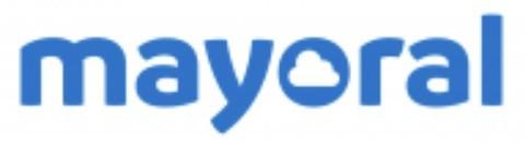 Logo der Marke Mayoral
