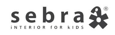 Logo der Marke Sebra