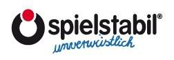Logo der Marke Spielstabil
