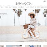 Screenshot der Marke Banwood
