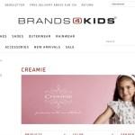 Screenshot der Marke Creamie