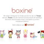 Screenshot der Marke Tonies