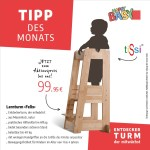 Tipp des Monats vom September 2020 – Lernturm Felix von Tissi – Teaser