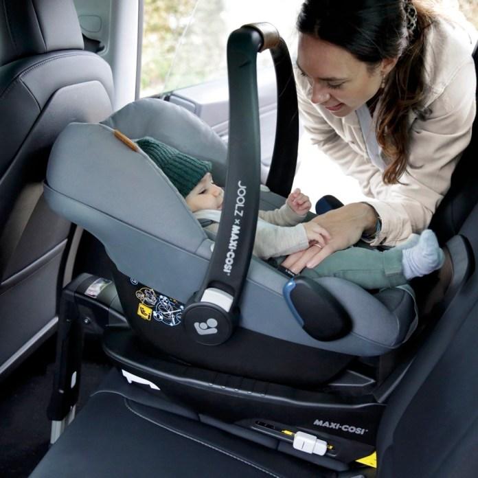 Joolz x Maxi-Cosi - mehr als ein Adapter, ein gemeinsamer Sitz, der zu den eigenen Kinderwagen bestens passt.