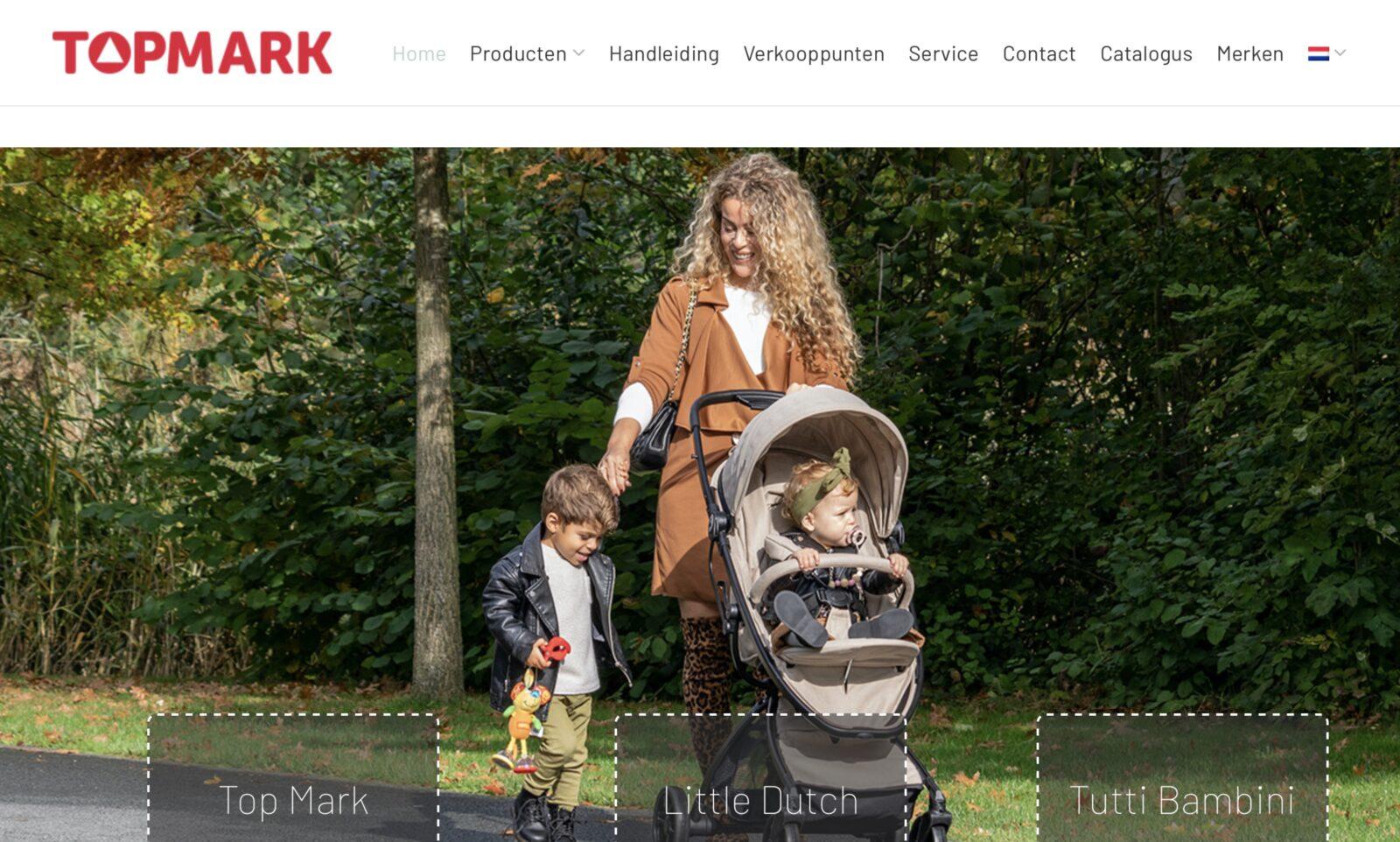 Screenshot der Marke Top Mark