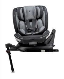 """Der Autositz """"Neo360 SL"""" von Osann lässt sich zum besseren Einstieg um 360 Grad drehen."""
