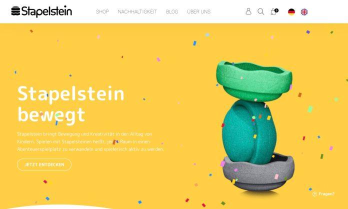Screenshot der Marke Stapelstein