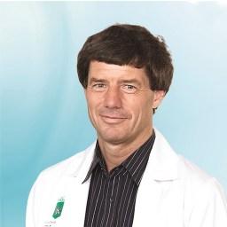 Prof. Dr. Reinhold Kerb am LKH Hochsteiermark