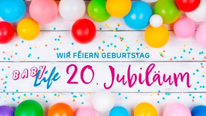 20 Jahre Ihr Fachgeschäft in Erfurt