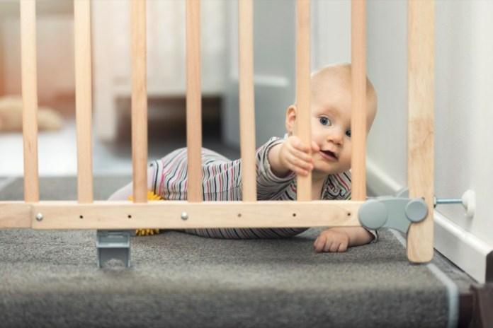 Mit offenen Augen das Heim kindersicher gestalten