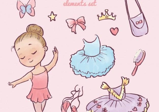 Какво да купите на детето за първия урок по балет