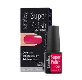 Super Polish Jazz Lips Vernis semi permanent Kinetics