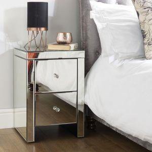mirrored bedroom furniture happy beds