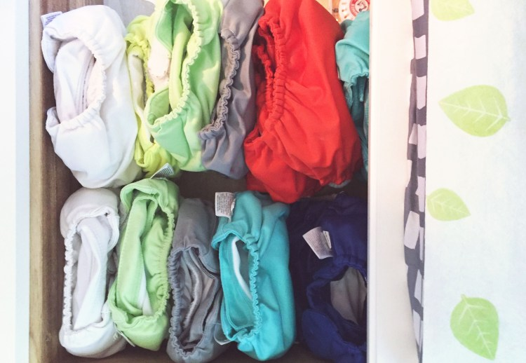 Easy Cloth Diapering