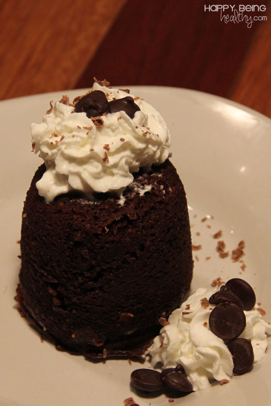 The Best Healthy Chocolate Mug Cake Happy Being Healthy