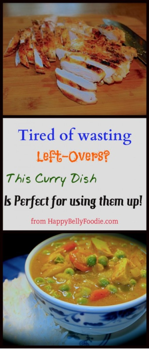 Korean Curry Rice ~ Use up those left overs and stop wasting $$!This dish is delish!