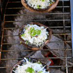 Herb Fresh Grilled Portobello Mushrooms