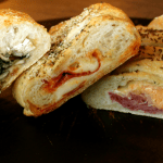 Stromboli Made From Scratch