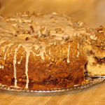 Cinnamon Crumb Top Coffee Cake