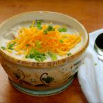 Instant Pot Potato Soup