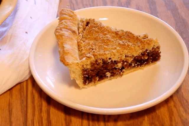 Shoo Fly Pie will take you back in time, to days that walked slow in sweetness. Simply delicious. Happy Belly Foodie From Scratch Recipes