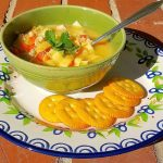 Pressure Cooker Turkey Noodle Soup