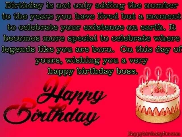 100 Happy Birthday Wishes To Boss B Day Wishing Messages For Boss