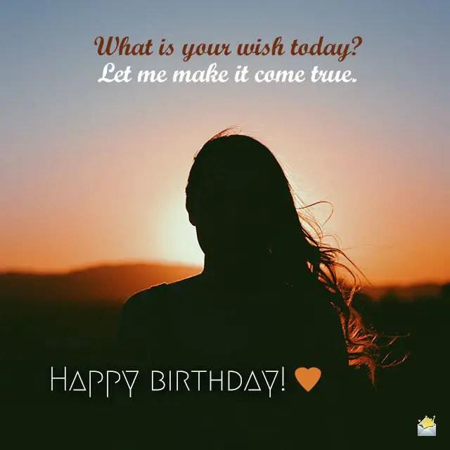 174 Cute Birthday Messages Happy Birthday To My Girlfriend
