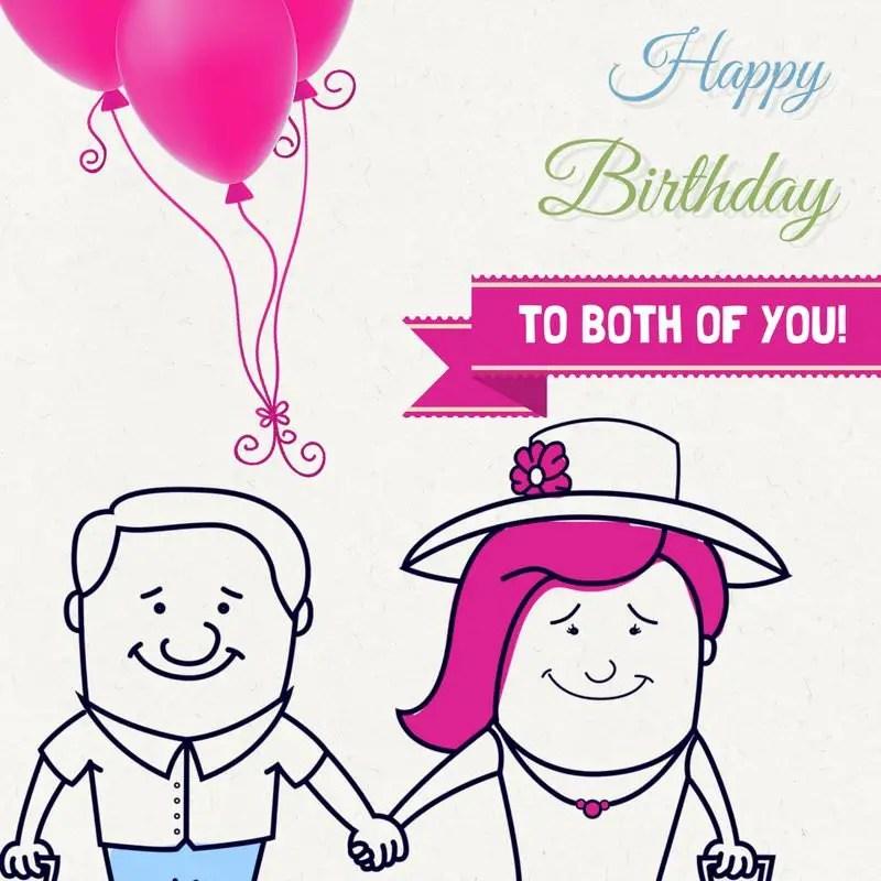 Coinciding Celebration Wishes Happy Birthday More
