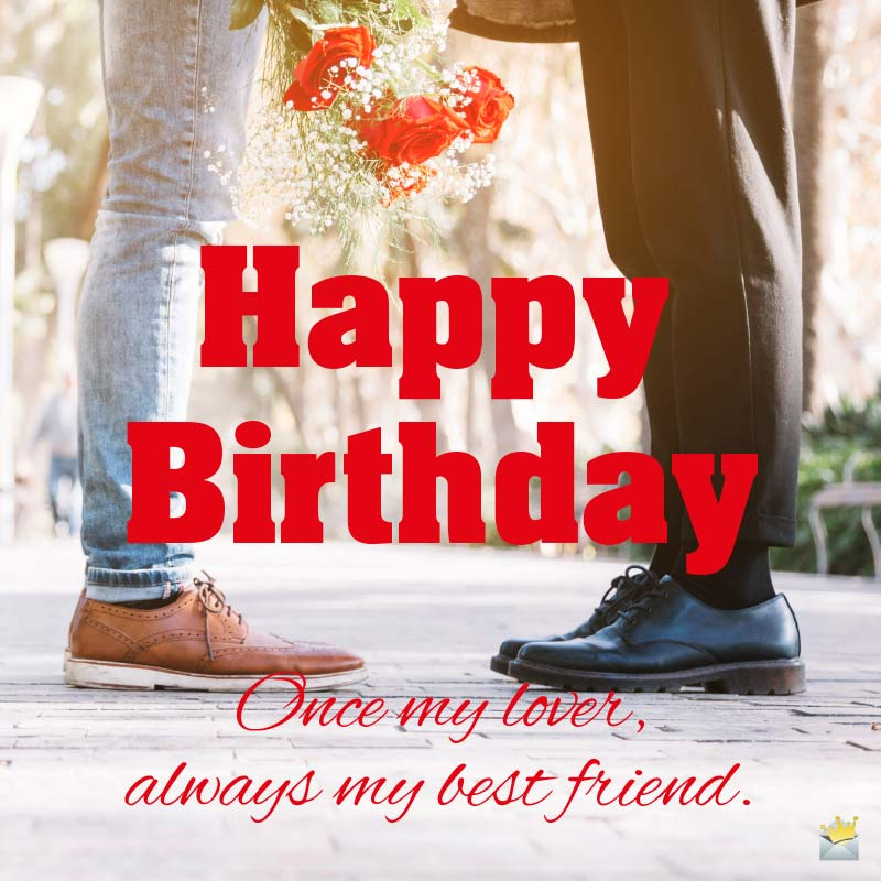 Birthday Wishes And Poems For Your Ex Boyfriend