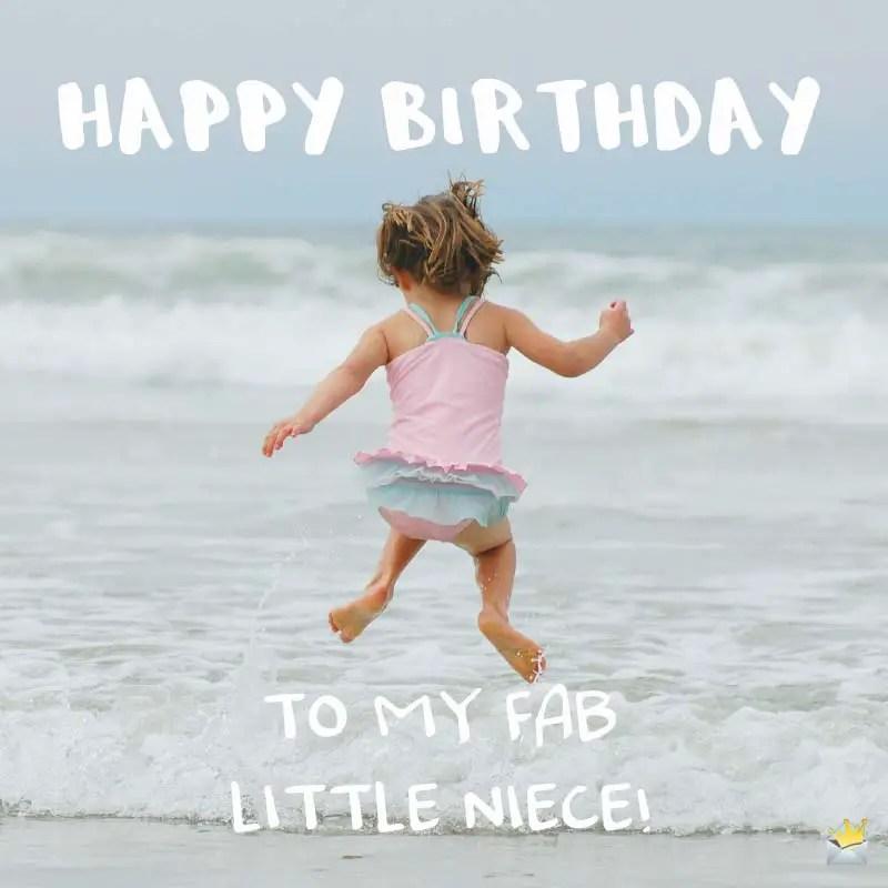 Happy Birthday Niece A Family Girl We Love