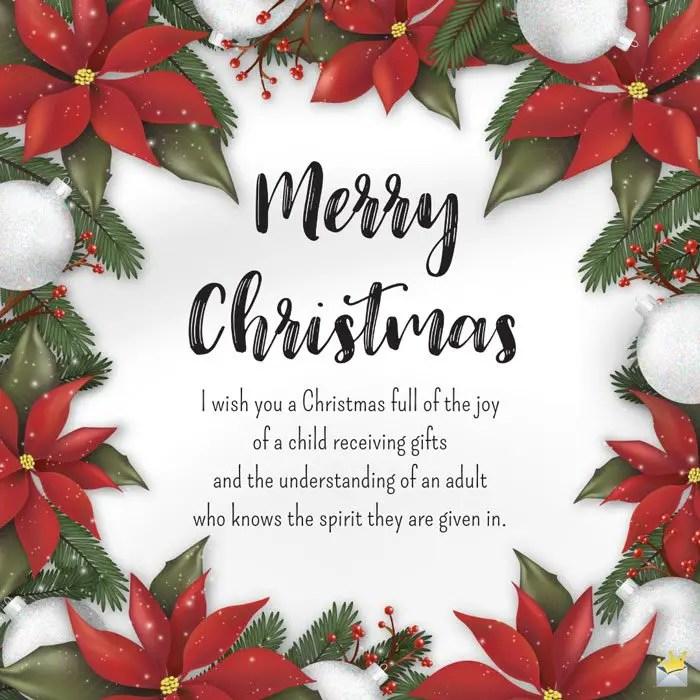 Religious Christmas Messages | Divine Grace