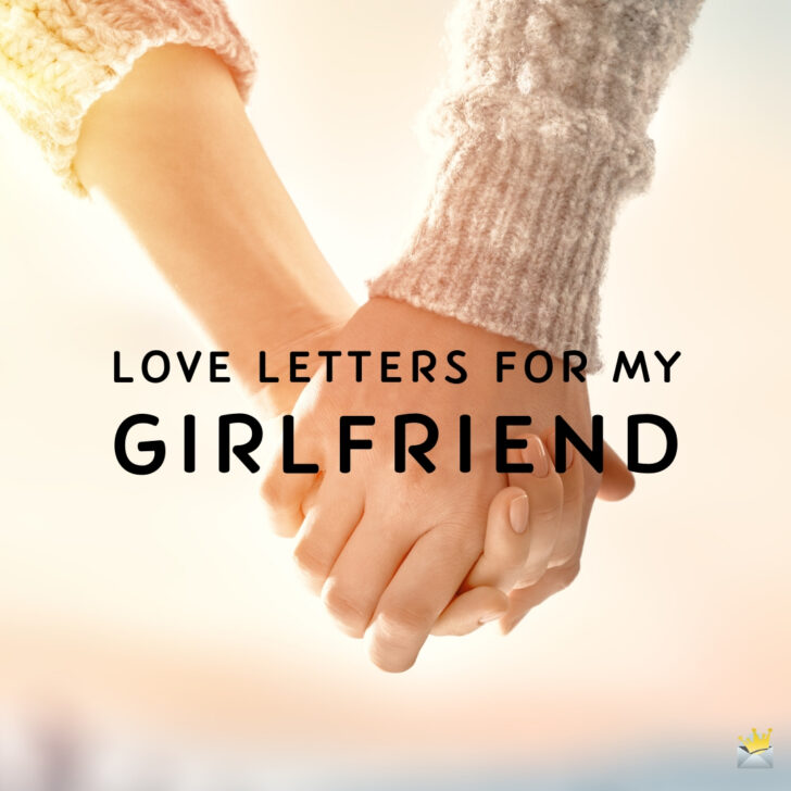 Love Letters For My Girlfriend Words Of True Affection