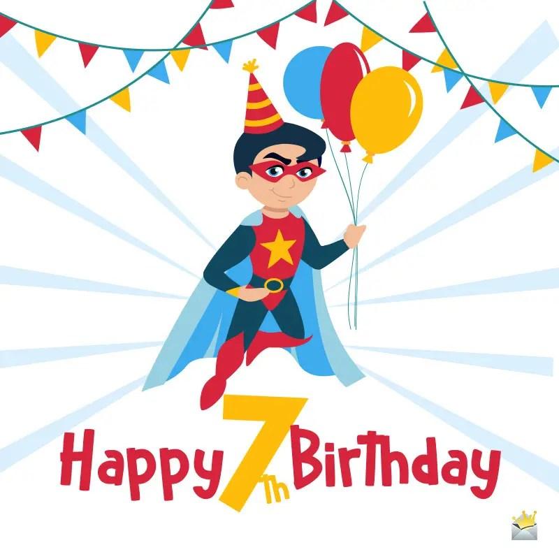 Birthday Wishes For School Age Children