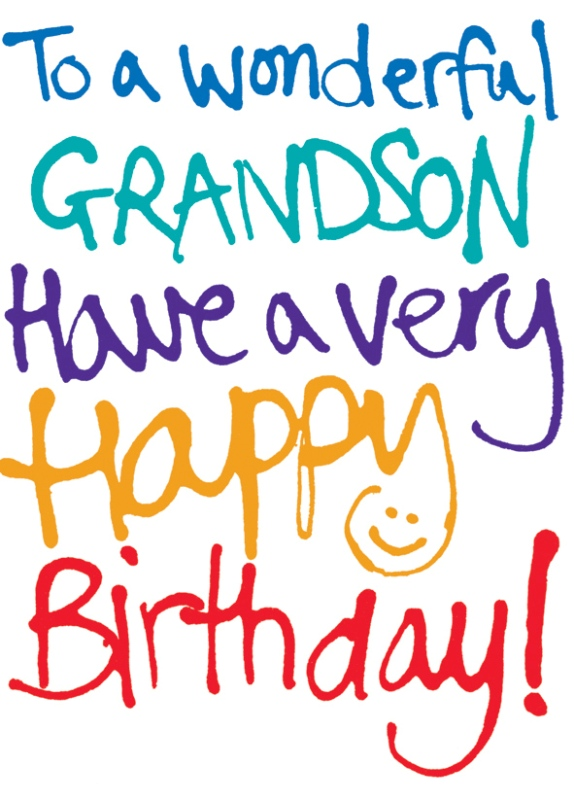 44 Birthday Pics For Your Loving Grandson