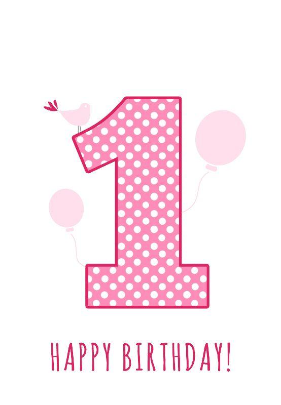 35 Happy 1st Birthday Pics For Cute Baby