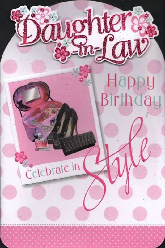 39 Birthday Images For Lovable Daughter In Law