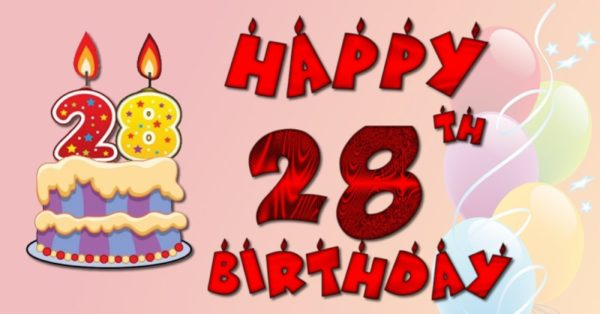28 Pictures For 28th Birthday