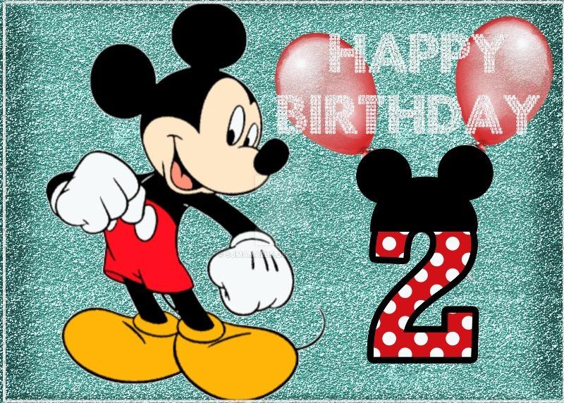 29 Birthday Greetings For 2nd Birthday